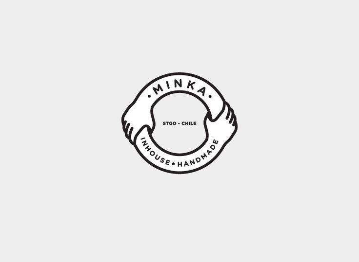 Logo – Minka Inhouse - Sebastián Rodríguez