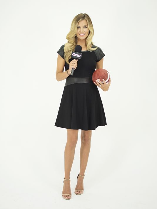 samantha ponder xyience | Samantha Ponder is a reporter for ESPN's College GameDay. She is ...