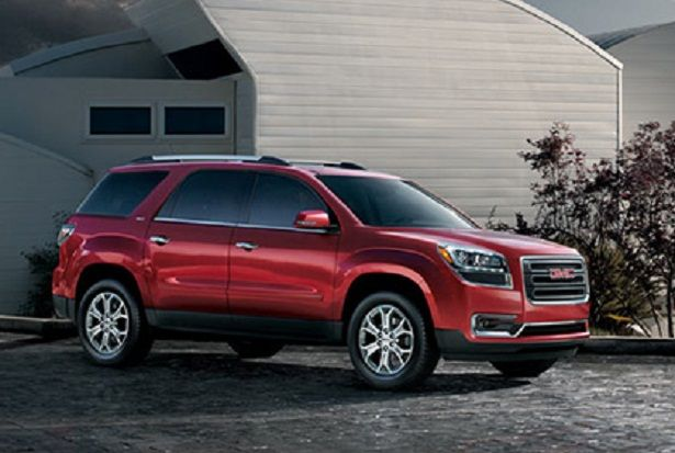 260 best GMC Acadia images on Pinterest