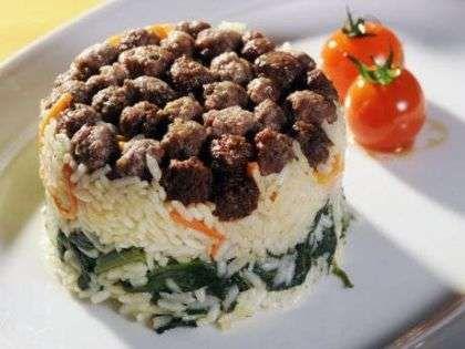 Osmanlı mutfağından kök ıspanak ve havuçlu muhteşem bir pilav tarifi...