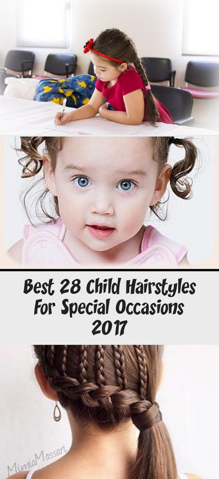 Best 28 child Hairstyles for Special occasions 2017 #babyhairstylesWhite #babyhairstylesWomen #Smallbabyhairstyles #babyhairstylesWithHeadband #babyhairstylesPonytails