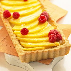 Pineapple Tart; 15 minutes to make this delicious and healthy treat!