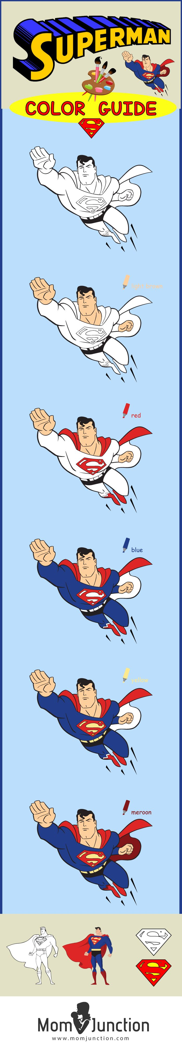 Summer reading 2015 coloring pages - Superman Coloring Pages Your Toddler Kids Love Coloring And What Better Way To Increase