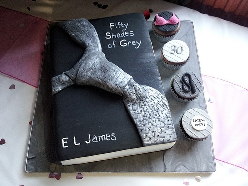 50 Shades Of Grey Themed Party Ideas