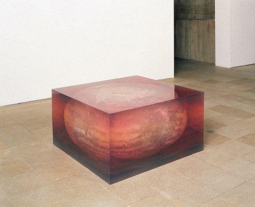Anish Kapoor sculpture