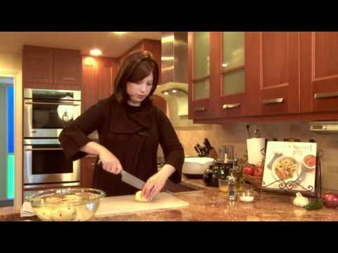 Best Potato Kugel Recipe - Quick & Kosher with Jamie Geller - YouTube