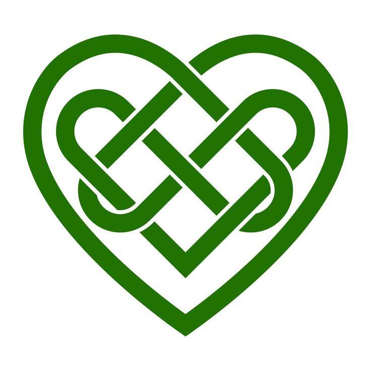 Download Celtic knot heart vector illustration in 2020 | Celtic ...