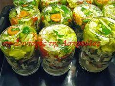 Τουρσί λαχανικών