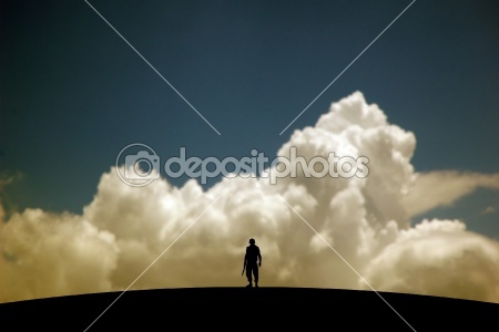The End of War — Foto Stock #1340173 $20