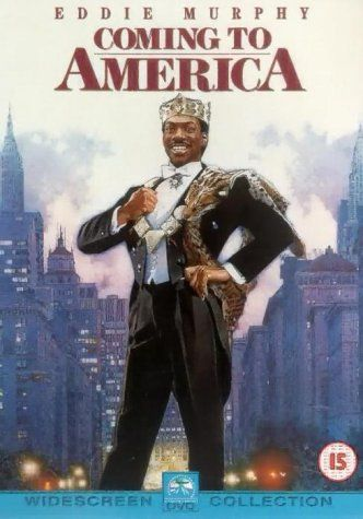 Coming To America [DVD]: Amazon.co.uk: Eddie Murphy, Arsenio Hall, James Earl Jones, John Amos, Madge Sinclair, Shari Headley, Paul Bates, Eriq La Salle, Frankie Faison, Vanessa Bell Calloway, Louie Anderson, Allison Dean, John Landis, David Sosna, George Folsey Jr., Leslie Belzberg, Mark Lipsky, Barry W. Blaustein, David Sheffield: Film & TV