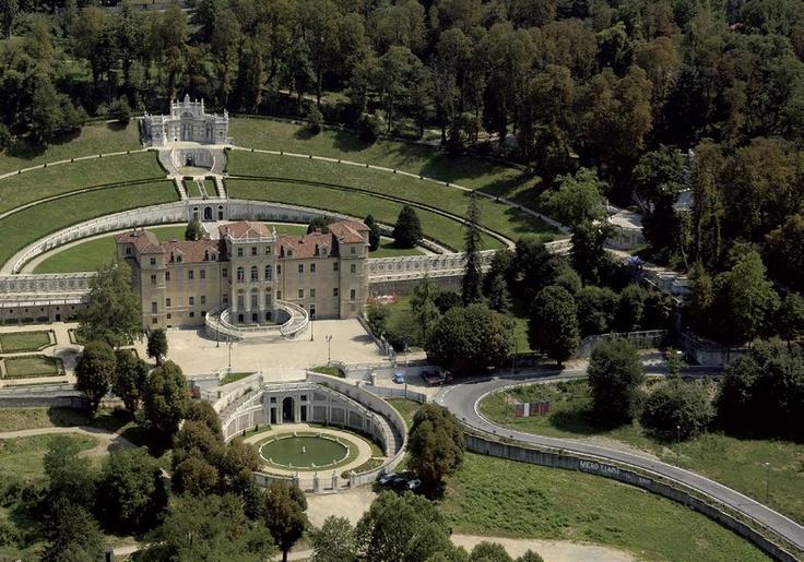 Residenze Reali a #Torino: Villa della Regina