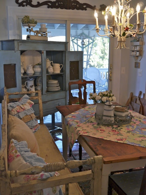 Chateau Chic: Talk About Spring Overload!