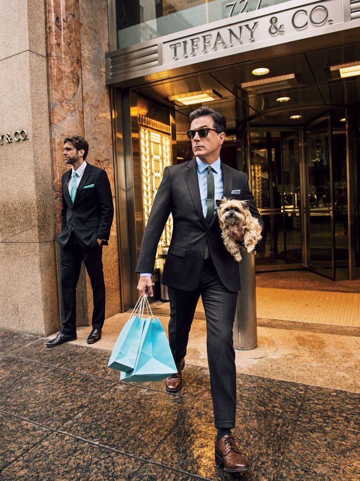 Stephen Colbert is Stylish and He Knows It | GQ