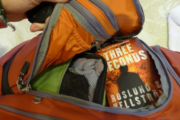 Backpack Review:  Ebags Mother Lode TLS Weekender Convertible