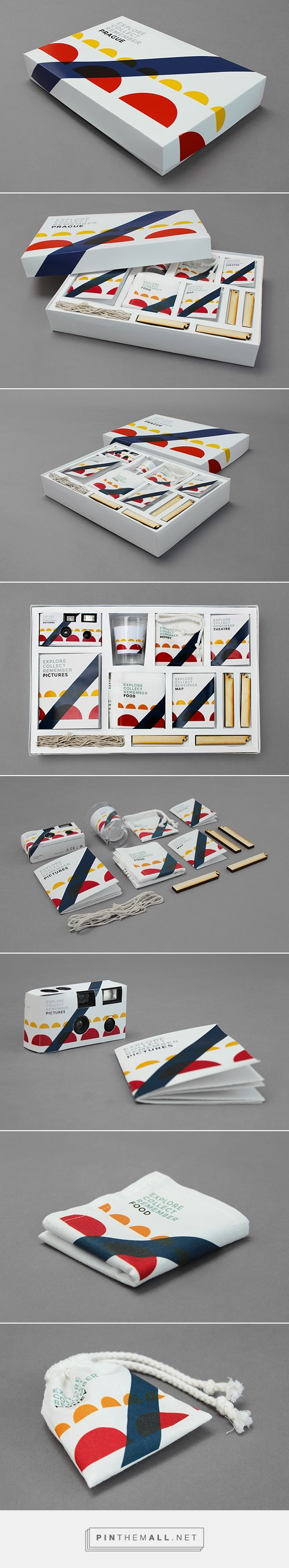 Explore Collect Remember Prague