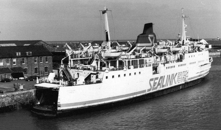 Sealink-Holyhead | Vortigern