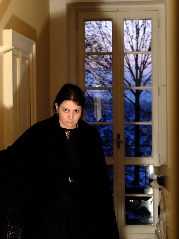 """VIBRAZIONI INQUIETE - (da """"La scacchiera di Emily"""" - cortometraggio di QUEM quintelemento) - foto di Claudio Rancati"""