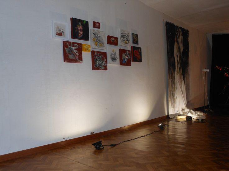 Atelier via Dei due gobbi 3, Reggio nell'Emilia 2013