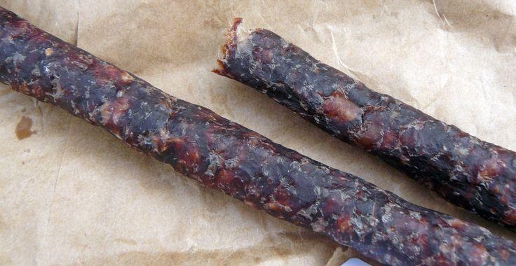 Making Droë Wors, Dry Wors, Biltong | Biltong Blog