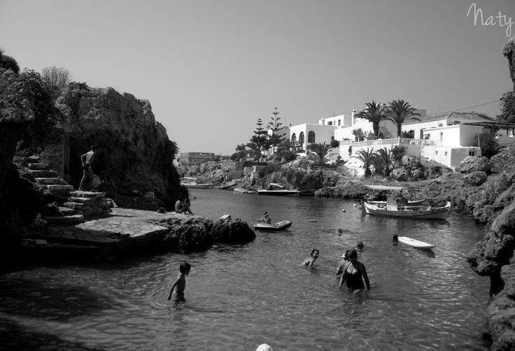 Avlemonas beach, Kythera