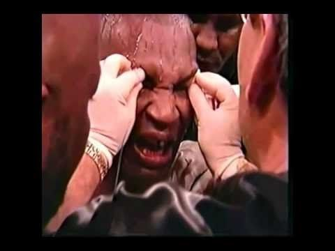 Epic Mike Tyson knockout LOSSES