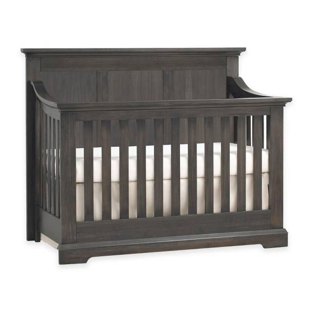 Charming Product Image For Muniré Jackson 4 In 1 Convertible Crib In Granite