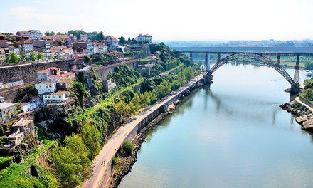 Porto : 2 à 3 nuits avec petit déjeuner, croisière sur le Douro et visite de caves au Park Hotel Porto Valongo pour 2: #VILAMOURA En…