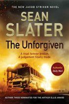 Unforgiven By Sean Slater - It is late at night when Detective Jacob Striker receives a call to investigate a disturbance at a bus depot in downtown Vancouver. On arrival, he discovers a bus in flames and the fire department battling to control the blaze. When they finally put the fire out, Striker makes a terrifying discovery. Inside is the body of a woman he once worked with, a police officer from the force. It looks as though she has been lured in and ambushed.