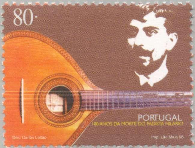 Augusto Hilário da Costa Alves - Fadista Hilário - Guitarra de Coimbra