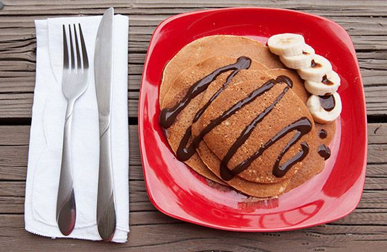 Bodybuilding.com - 20 Best Healthy Protein Pancake Recipes - MMMM. Pancakes.....