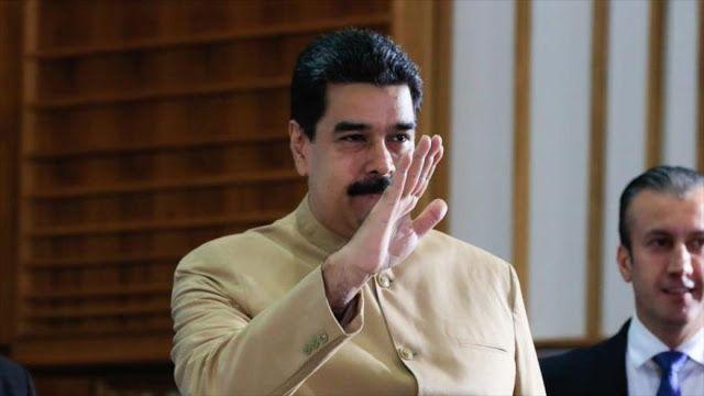 El presidente de Venezuela minimiza las amenazas económicas de EE.UU. en su contra, a las cuales hará frente 'con el respaldo de Rusia, China y La India'.