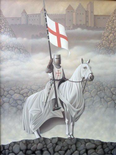 Knights Templar:  A #Knight #Templar.