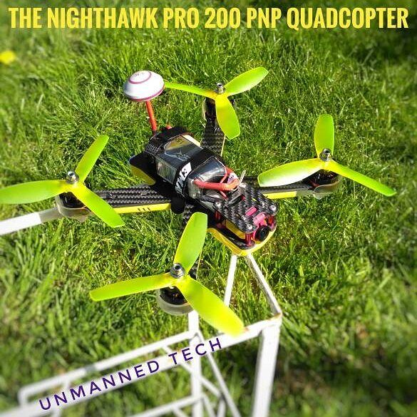 So this is the new Nighthawk Pro 200 from Emax - what do we think? http://ift.tt/2otcAg2 #emax #nighthawk #fpvuk #fpvquadcopter #fpvracing #dronetrest #ukdronestore #ukdrone
