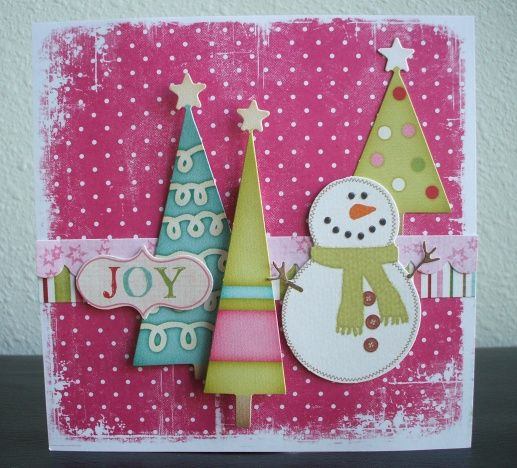 Using Premade Diecuts for cardmaking