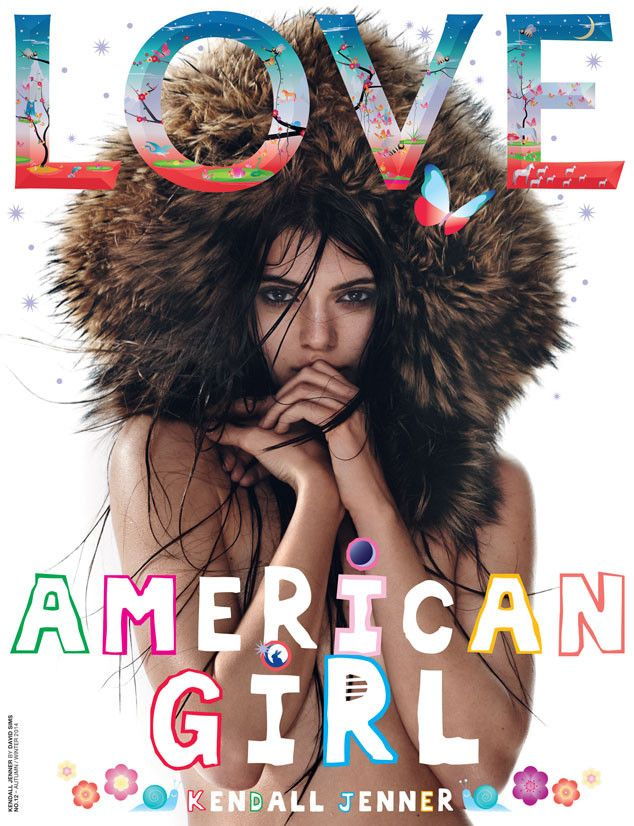Kendall Jenner's new cover might piss some people off.
