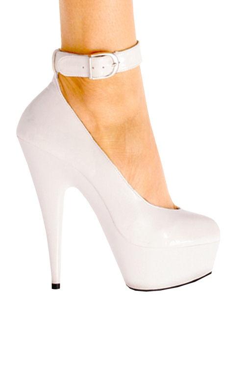 Platform Stripper Shoes at girlfriendslingerie.com