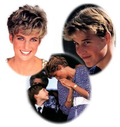 Now with the birth of his own son, we can recall how much Prince William is like his mother, Diana, Princess of Wales.