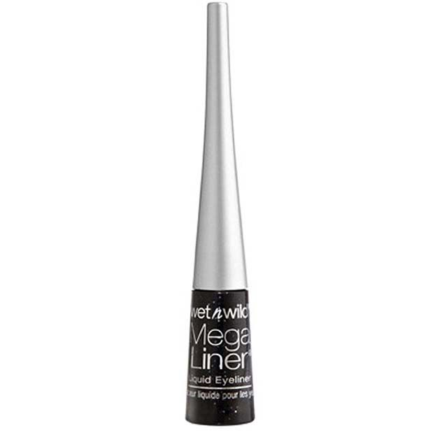 #woman makeup # beauty #produkte #drogerie  Wet N wild - Mega Liner Liquid Eyeliner | 11 Drogerie Beauty-Produkte Wir nicht leben kann, check it out, bei http://makeuptutorials.com/drugstore-beauty-products/