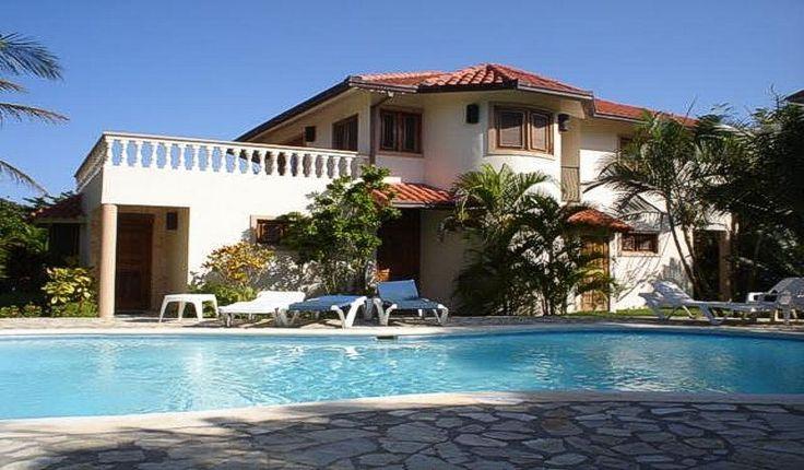 Confortables villas � vendre � Cabarete et Sosua par CENTURY 21 Juan Perdomo