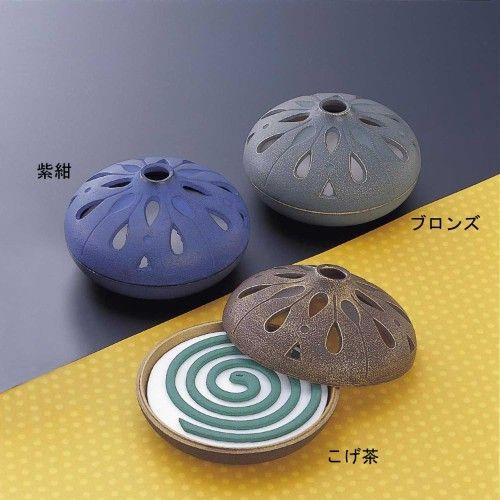 蚊遣り mosquito coil holder