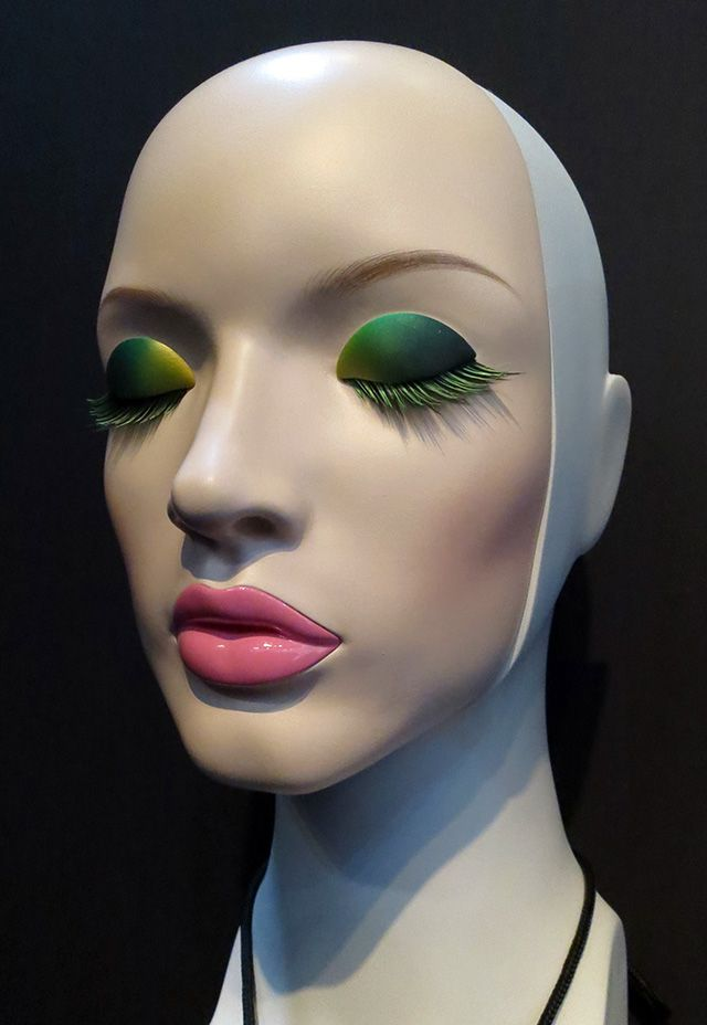 517 Best Mannequin Heads Images On Pinterest Mannequin