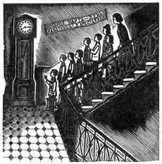 Иллюстрация к книге Л. Будогоской «Нулёвки»