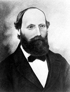Bernhard Riemann -- German mathematician.