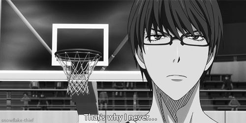 oh Midorima....this should totally have happened lol (gif)