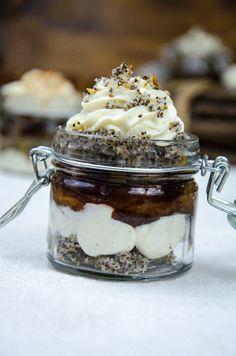 Mohn-Zwetschken-Dessert | Baking Barbarine