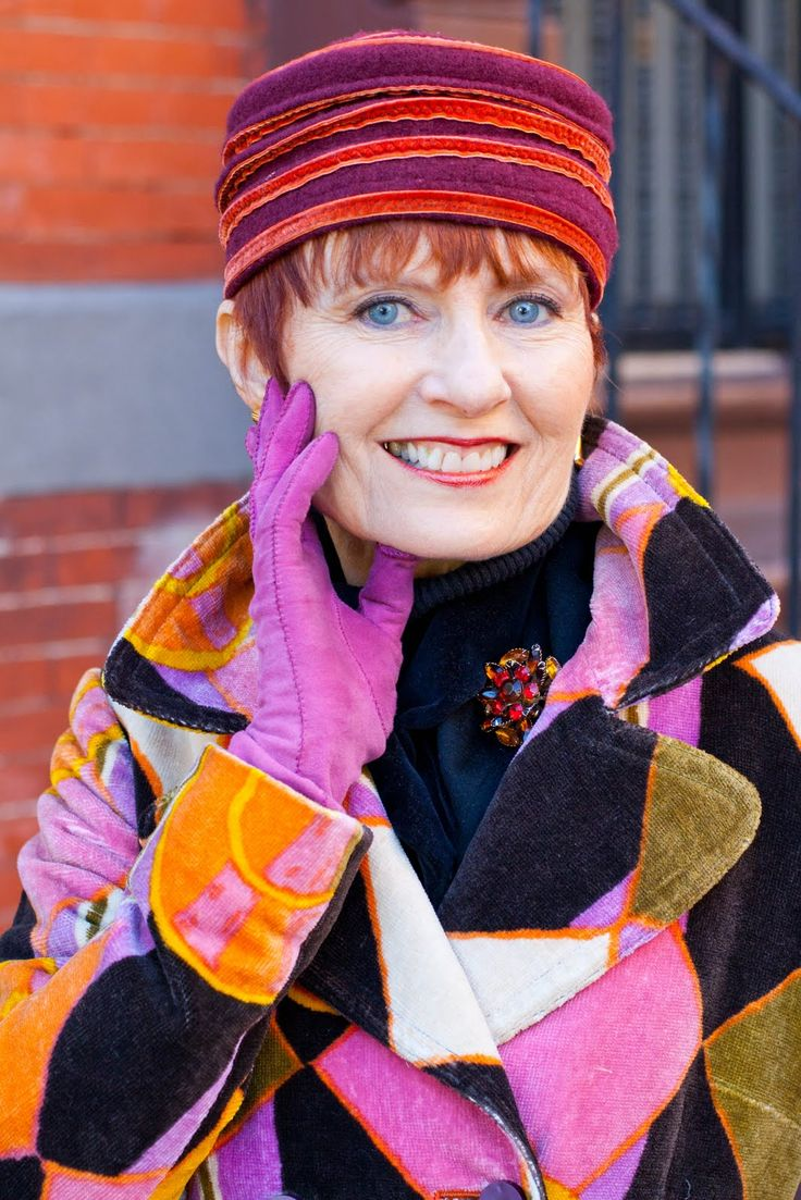 WHEN I AM AN OLD WOMAN I SHALL WEAR PURPLE  With a red hat which doesn't go, and doesn't suit me.  And I shall spend my pension on brandy and summer gloves  And satin sandals, and say we've no money for butter.