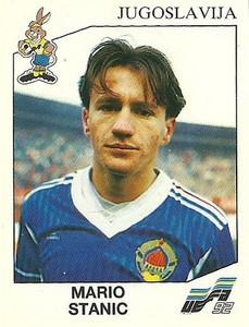 Mario Stanic - Yugoslavia