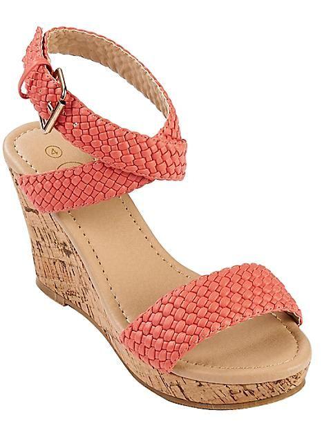 Woven Strap Sandals #kaleidoscope #wedding #weddingguest