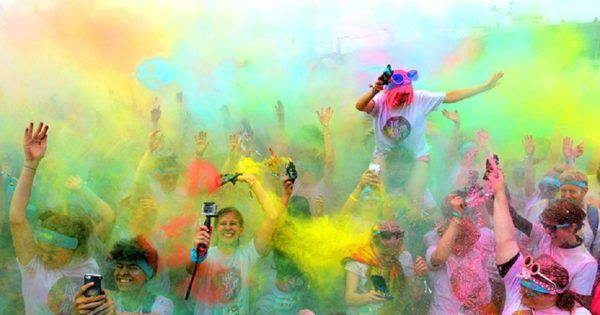 Color Run: 5 tips for racing the happiest 5km on the planet