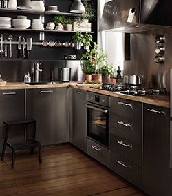 19 best ikea k chen images on pinterest ikea kitchen kitchens and dream kitchens. Black Bedroom Furniture Sets. Home Design Ideas